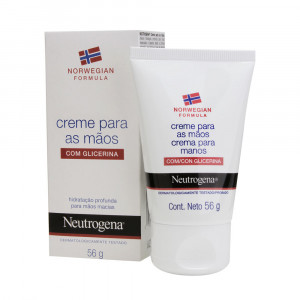 Neutrogena Norwegian Creme Hidratante Para as Mãos 56g