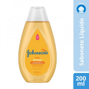 Shampoo Johnsons Baby Regular 200mL