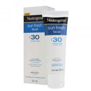 Neutrogena Sun Fresh Facial FPS 30 50mL