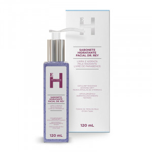Hollywood By Dr. Rey Sabonete Hidratante Facial 120mL