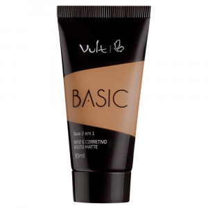 Vult Base Líquida Basic 2 em 1 30mL - 03