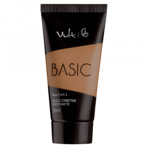 Vult Base Líquida Basic 2 em 1 30mL - 05