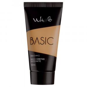 Vult Base Líquida Basic 2 em 1 30mL - 09