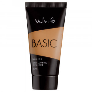 Vult Base Líquida Basic 2 em 1 30mL - 10