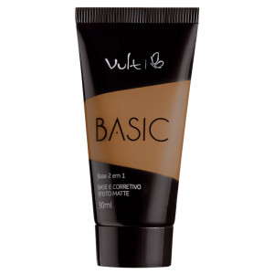 Vult Base Líquida Basic 2 em 1 30mL - 12