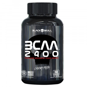 BCAA 2400 Black Skull c/30 Tablets
