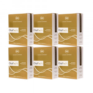 Kit 6x30 Oral Skin Bedalm (180 Comprimidos)