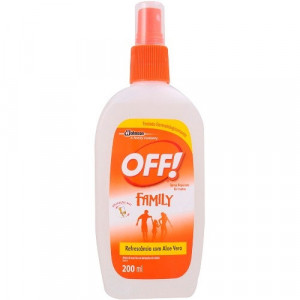 Off Repelente Spray 200mL